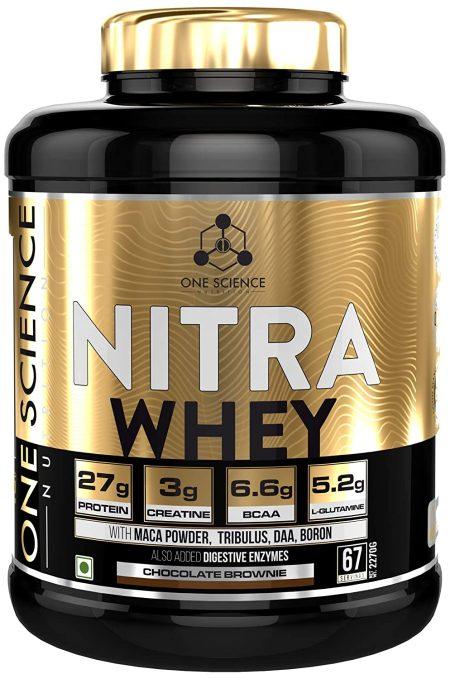 One Science Nutrition (OSN) Nitra Whey (5Lb) nutriara